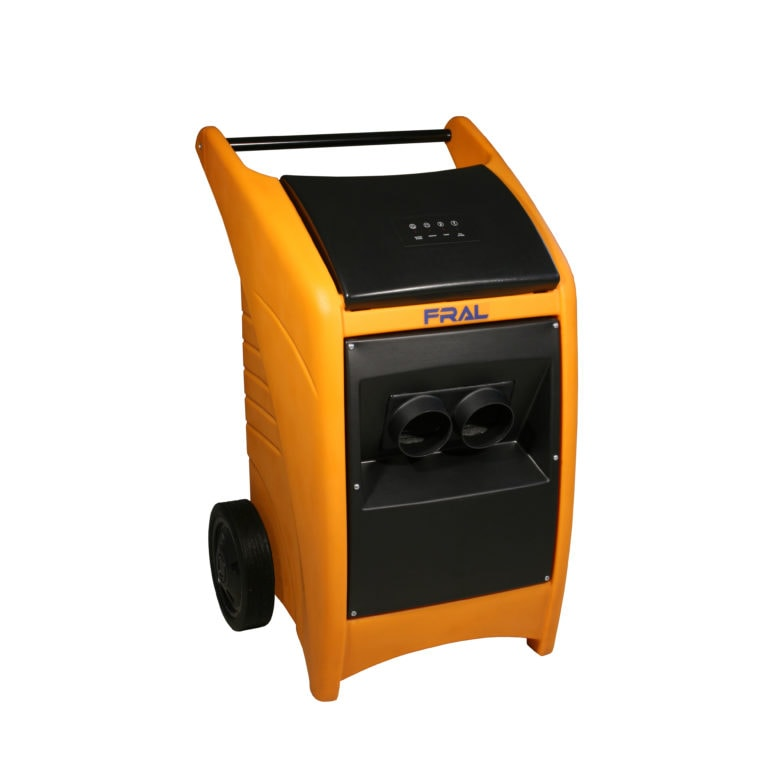 Dezumidificator cu carcasa din plastic FRAL FDNSRC62