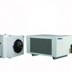 Centrala dezumidificare FRAL FD240 TCR 240 litri/zi