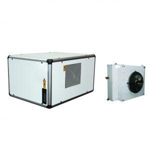 Centrala dezumidificare FRAL FD360 TCR 360 litri/zi