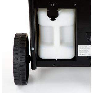 Dezumidificator profesional portabil FRAL Superdryer 62 (ventilator axial)