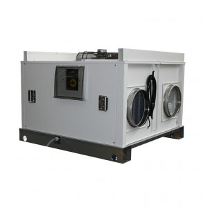 Aer conditionat portabil profesional pompa de caldura FRAL FRT11 37500btu