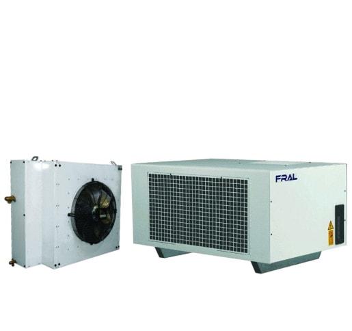 Centrala Dezumidificare FRAL FD520TCR