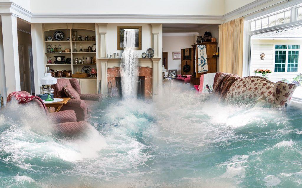 Dezumidificator in Caz de Inundatii