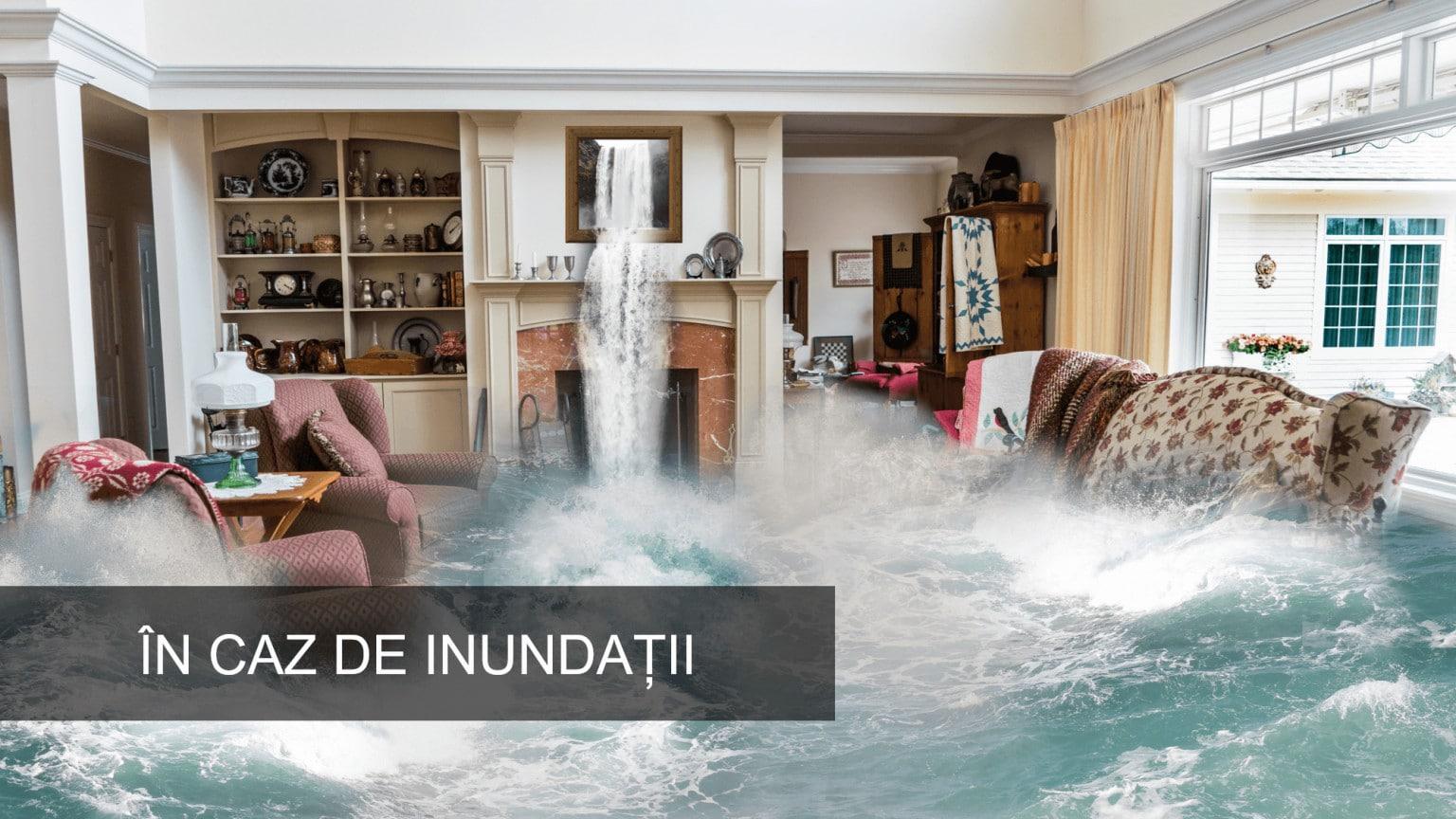 Dezumidificator FRAL In Caz De Inundatii