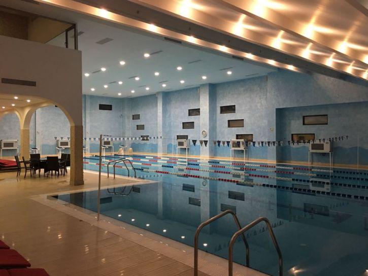 Dezumidificator FRAL piscina publica