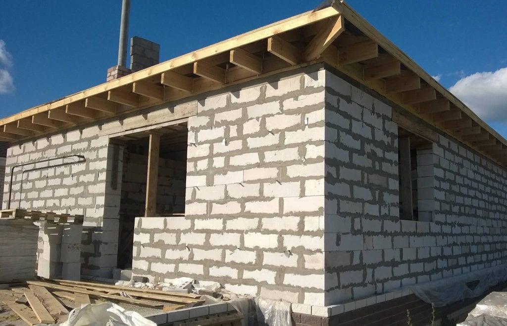 Dezumidificare FRAL Santier de Constructii